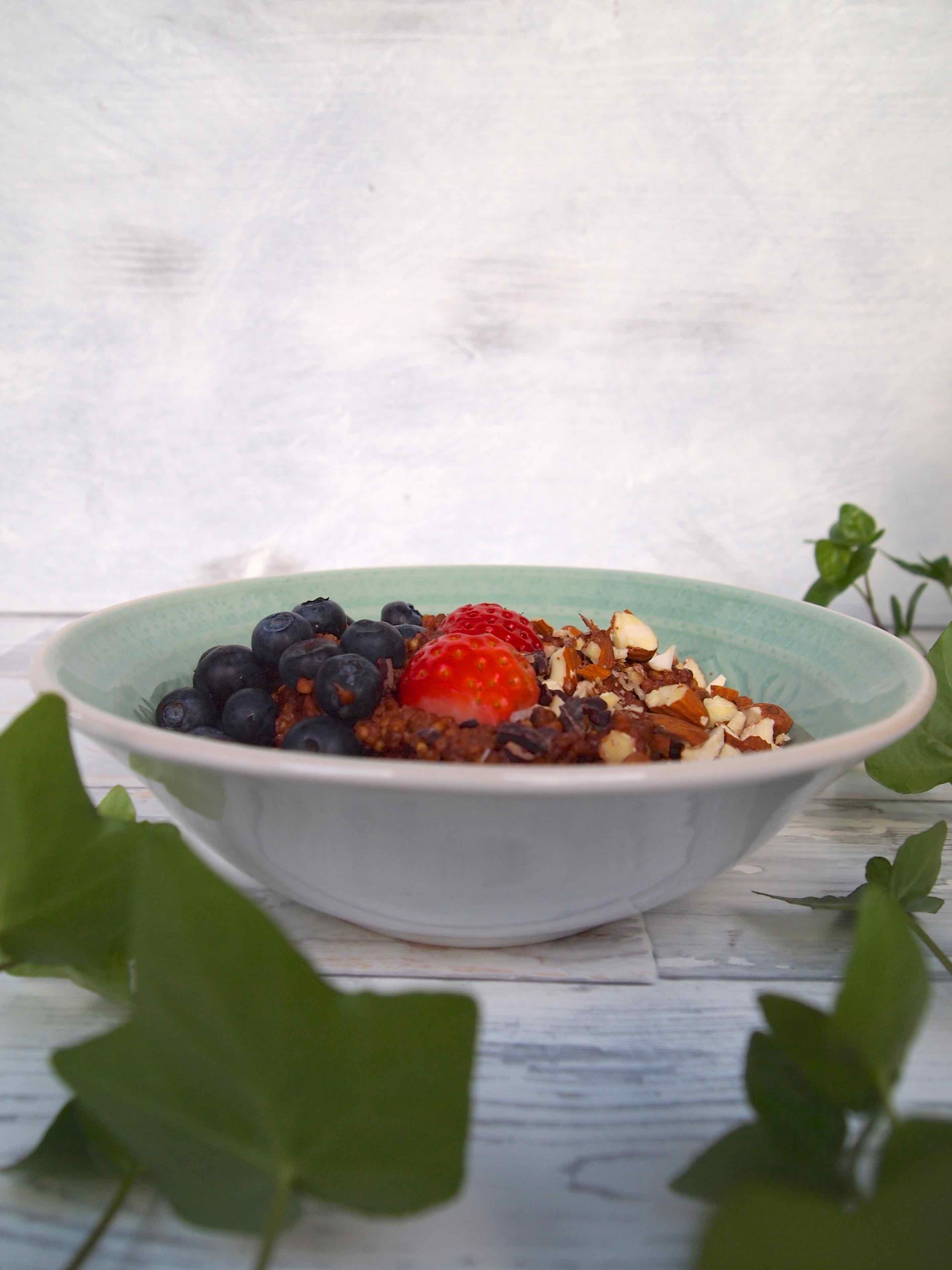 Kakao-Hirse-Porridge
