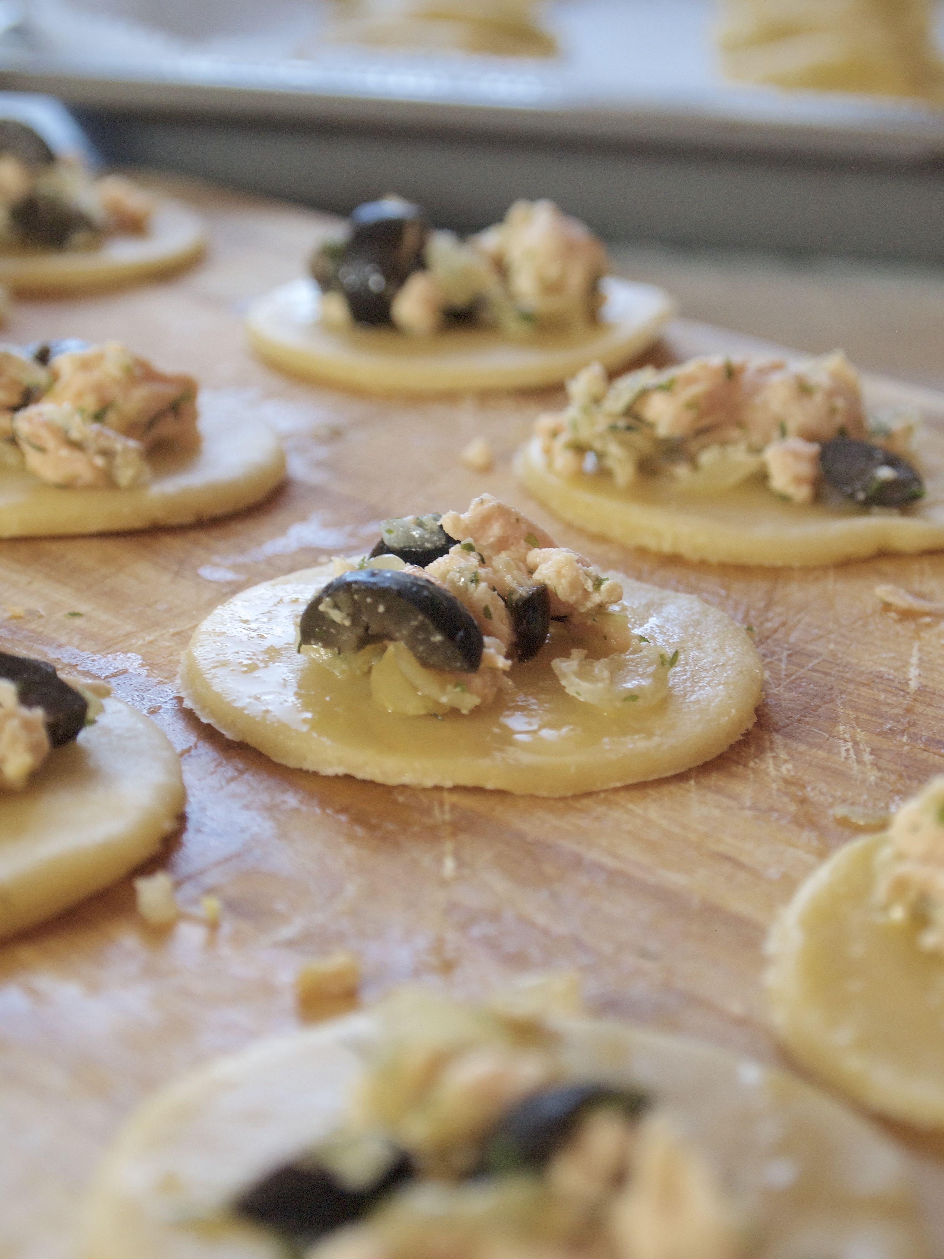 Lachs-Empanadas