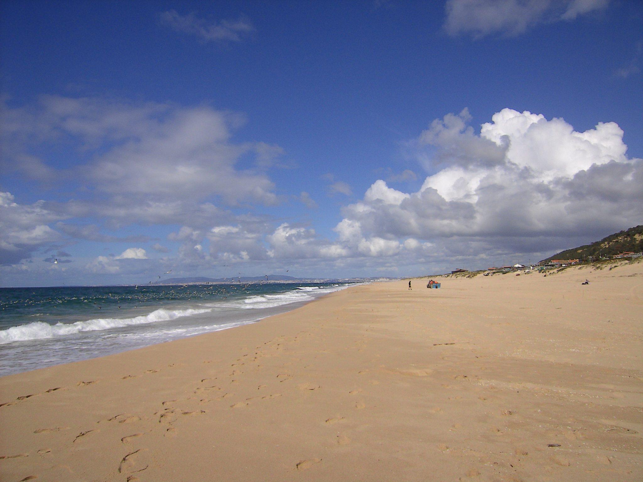 Costa da Caparica - Lieblingsplätze in Portugal