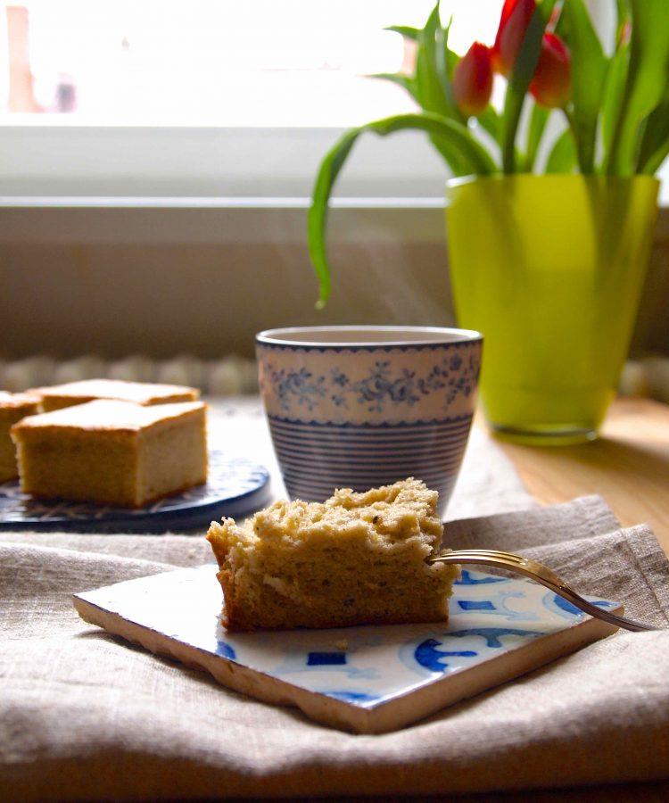 Fenchel-Olivenöl-Kuchen