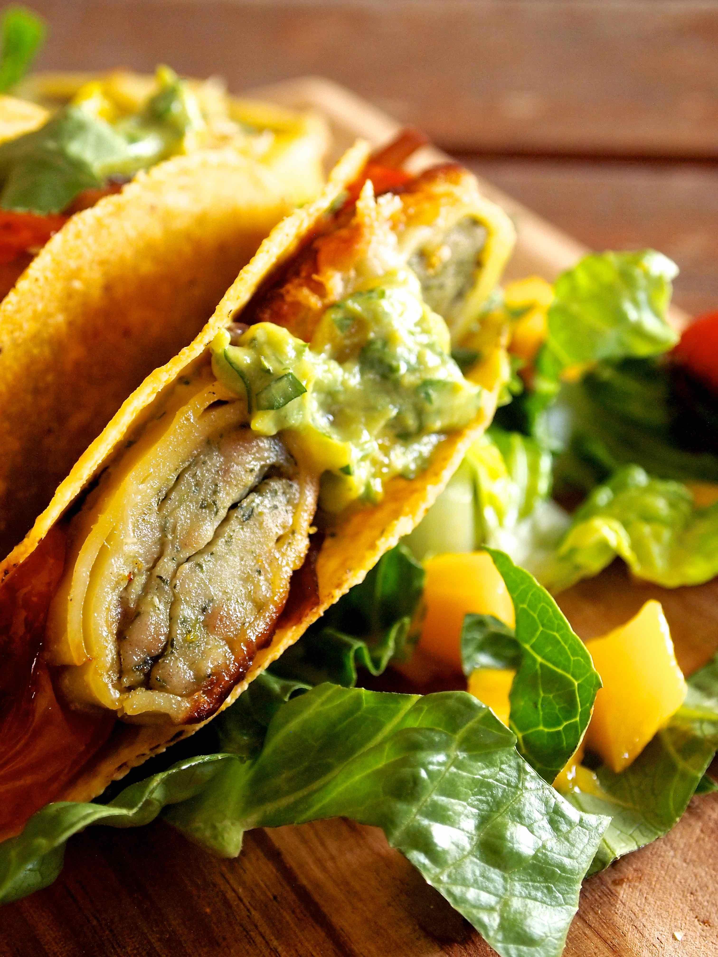 Maultaschen Tacos