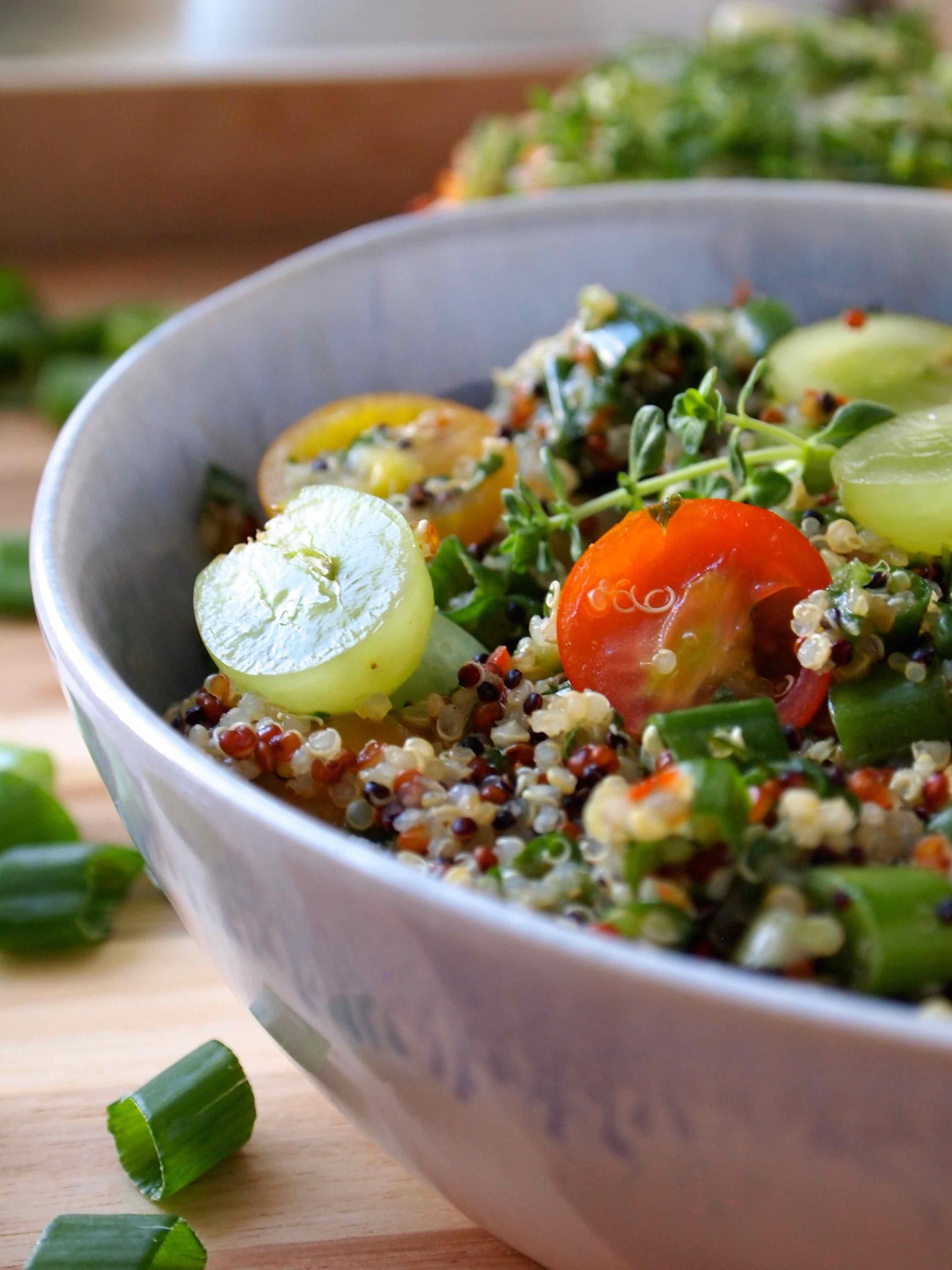 Quinoa Taboule