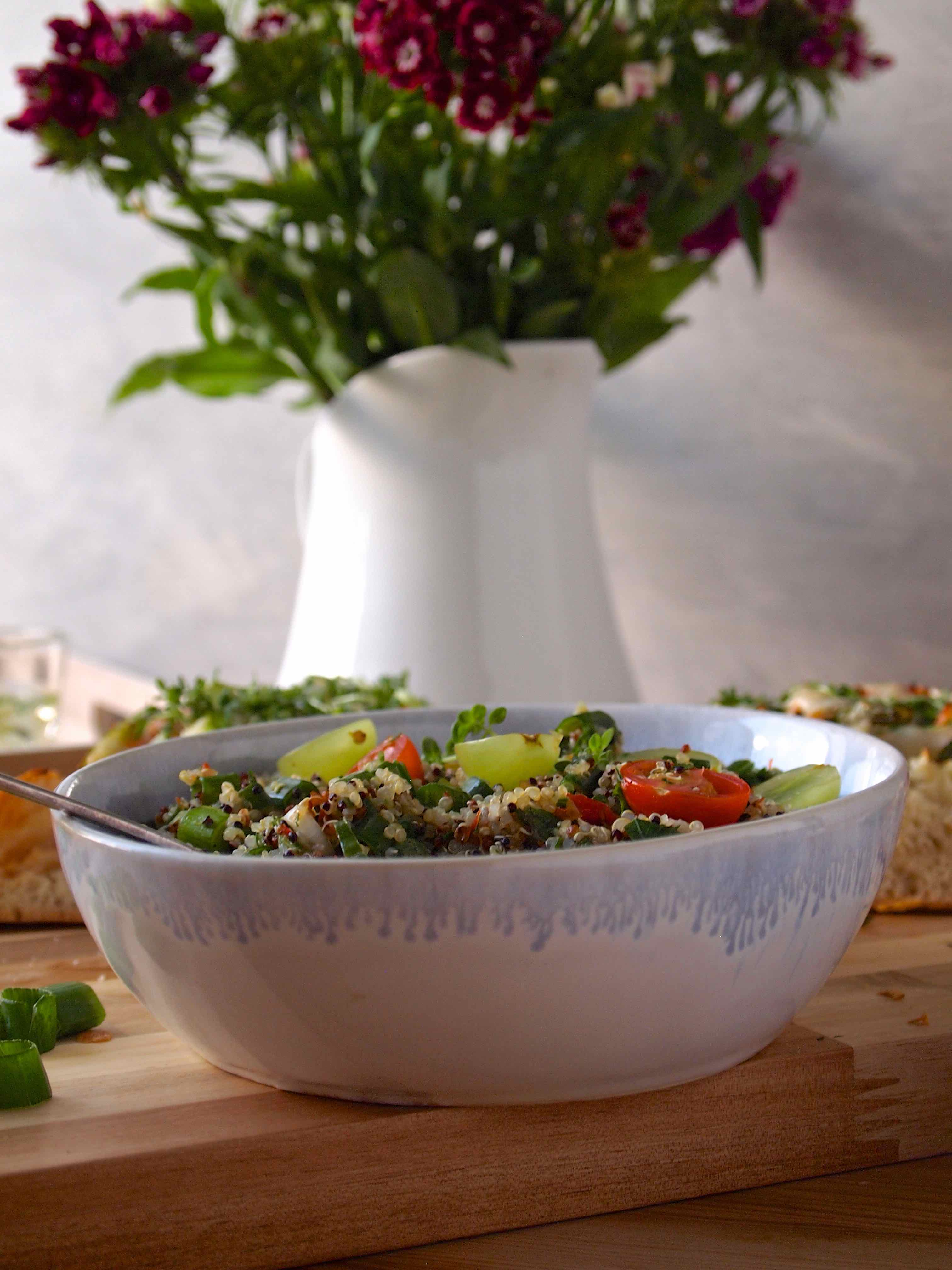 Quinoa Taboue