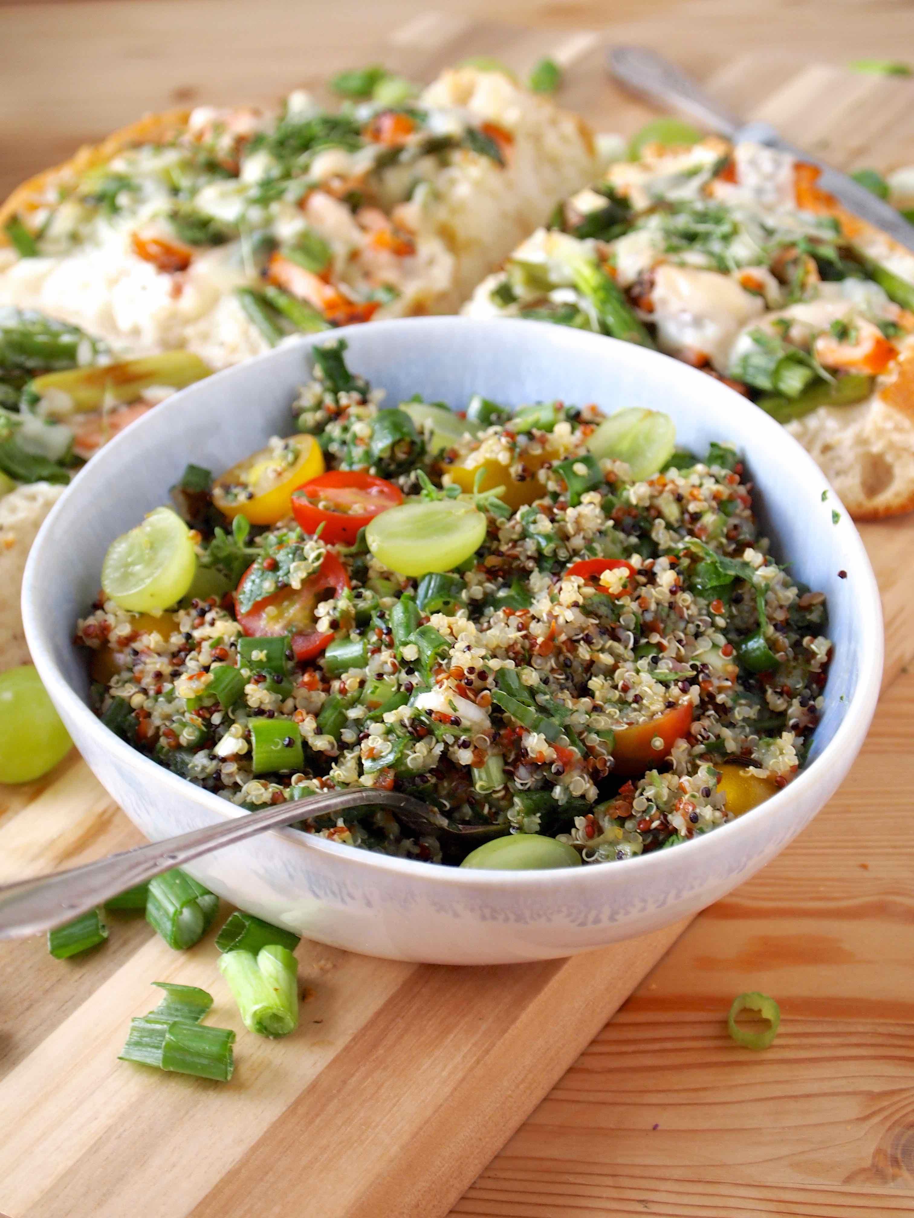Quinoa Taboulé