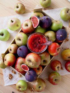 Apfel-Feigen-Marmelade