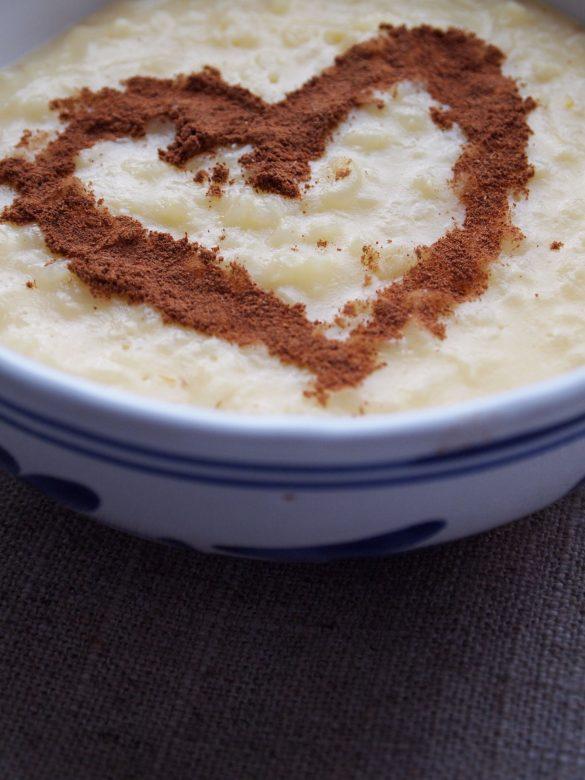 Arroz Doce - Portugiesischer Milchreispudding