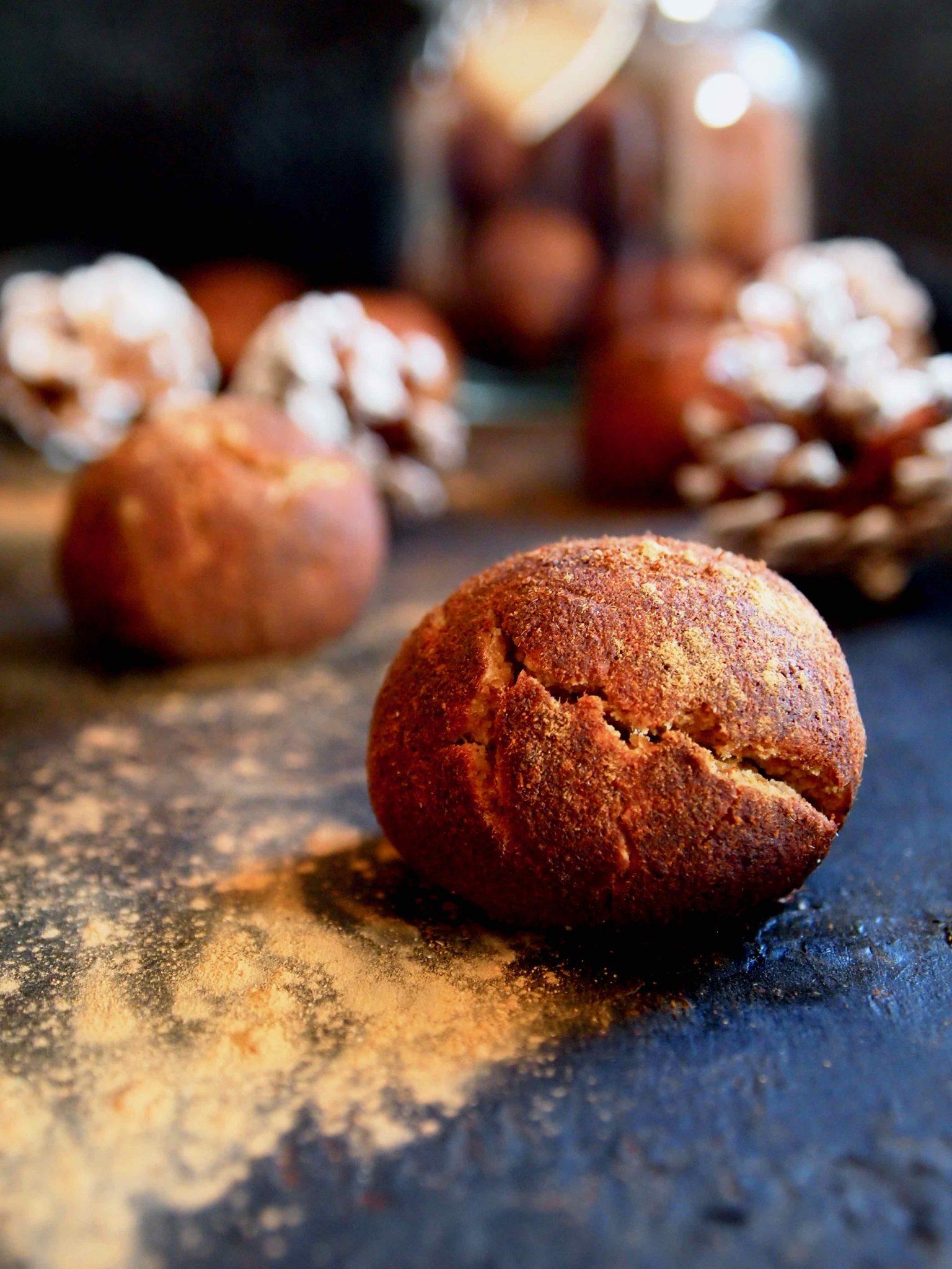 Biscoitos de canela - Portugiesische Zimtkekse