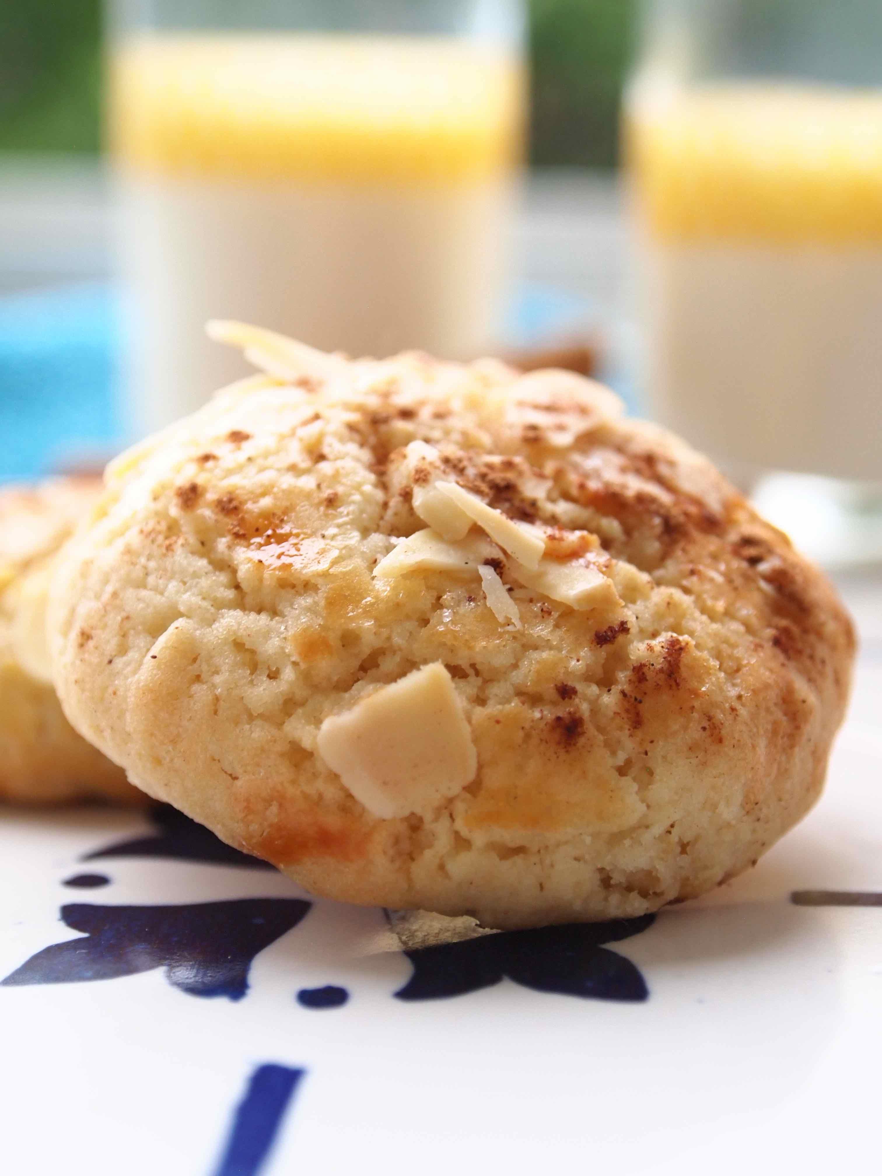 Bolachas de aveiea - Haferflocken-Kekse nach portugiesischem Rezept