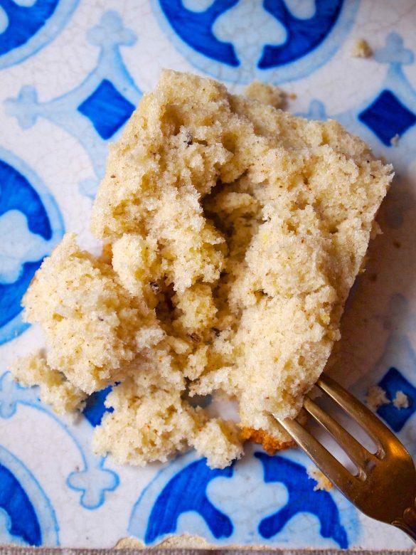 Bolo de Azeite - Olivenölkuchen mit Fenchel