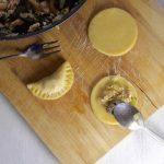 Empanada de salmão - Lachs-Empanadas