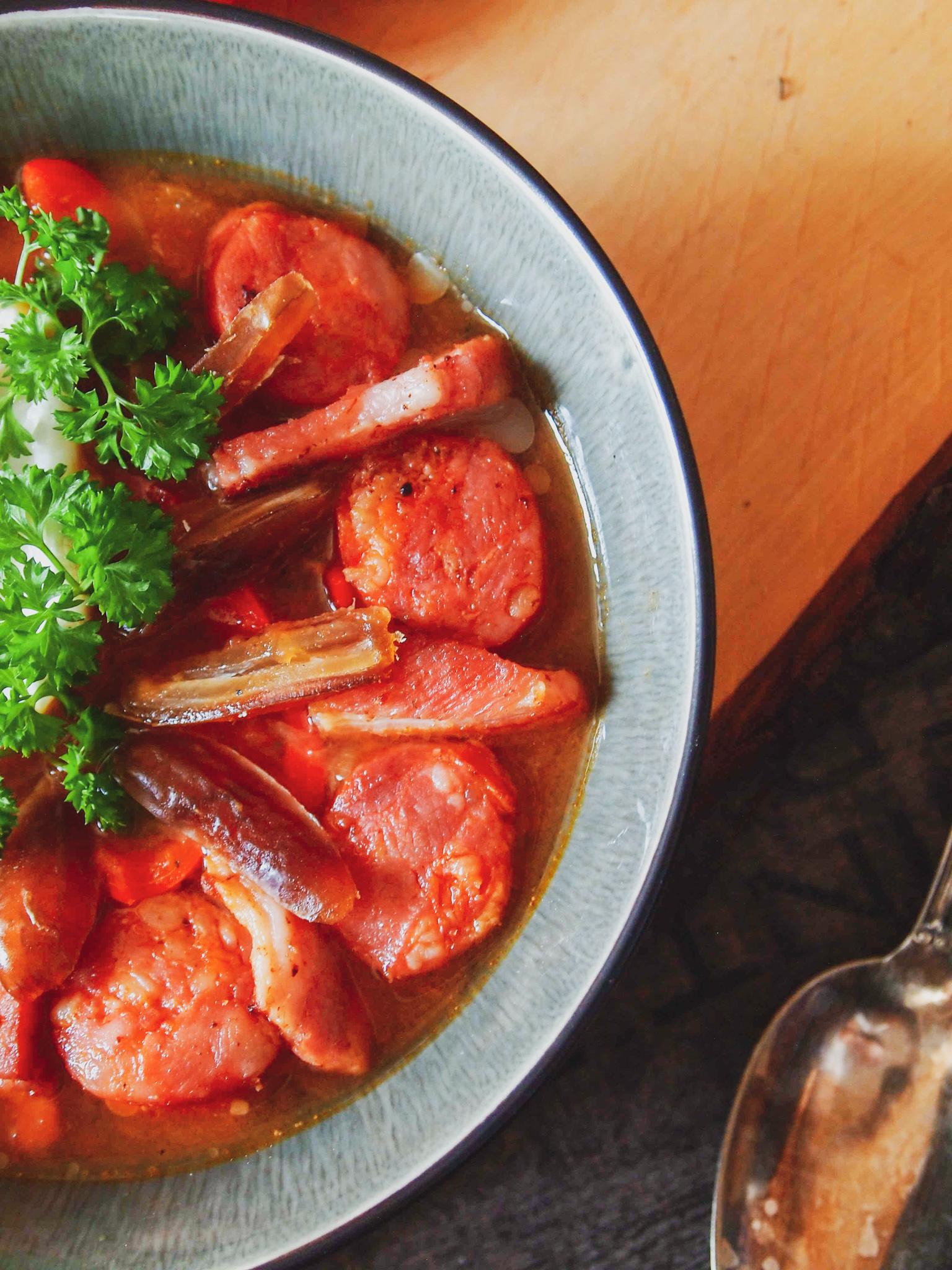 Portugiesische Hirtensuppe