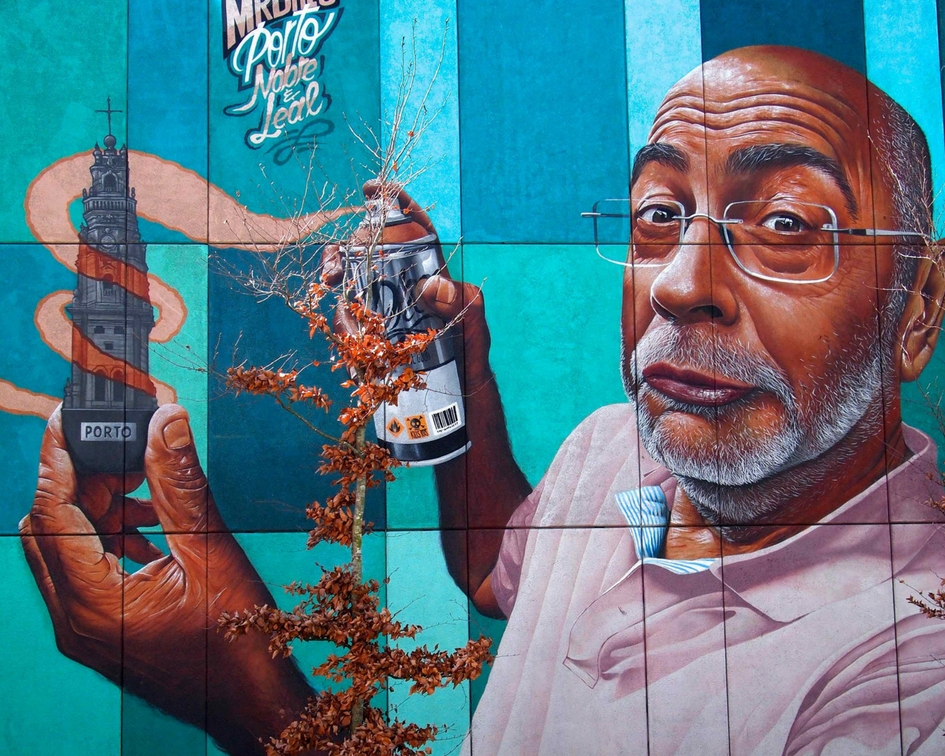 Porto Reisetipps - Streetart