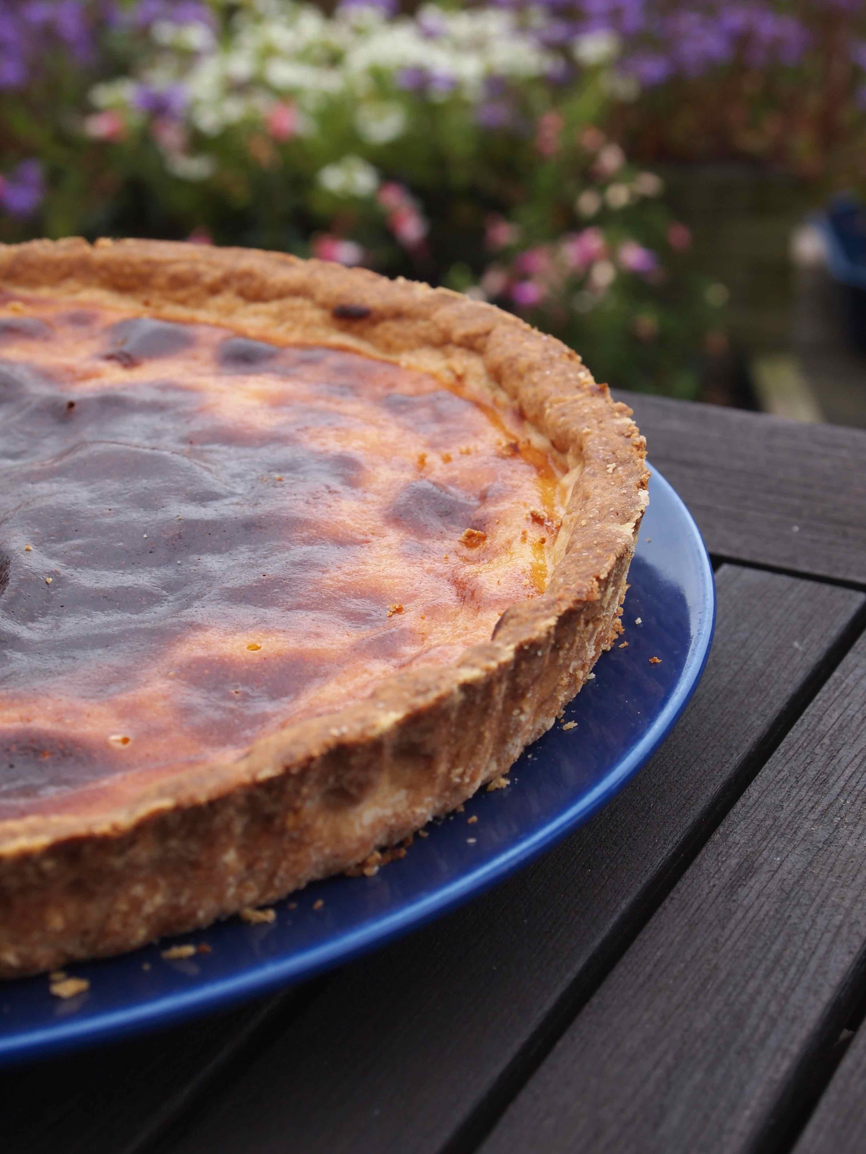 Tarte Pastel De Nata Das Portugiesische Puddingtortchen Pastel De