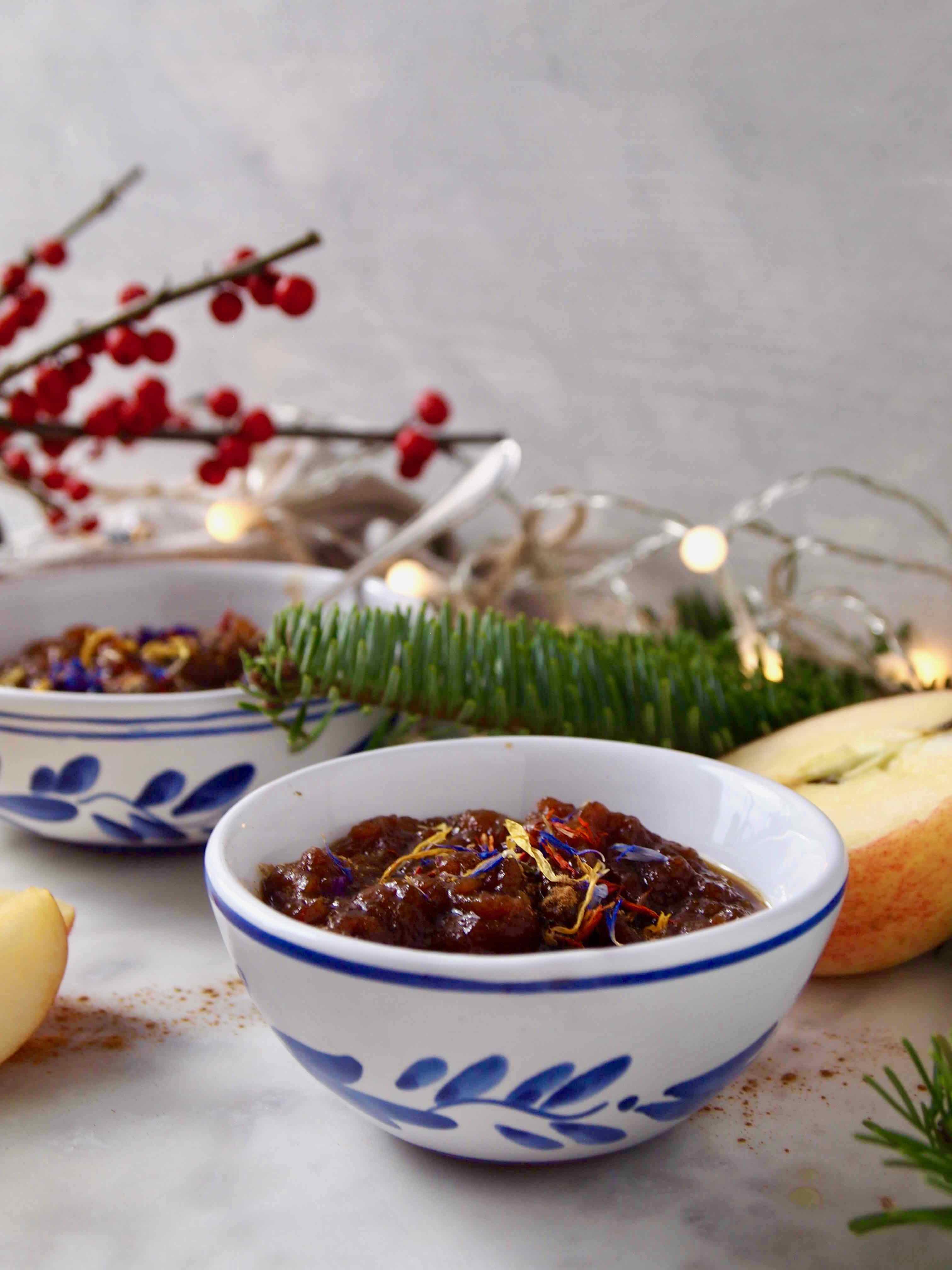 Weihnachts-Chutney