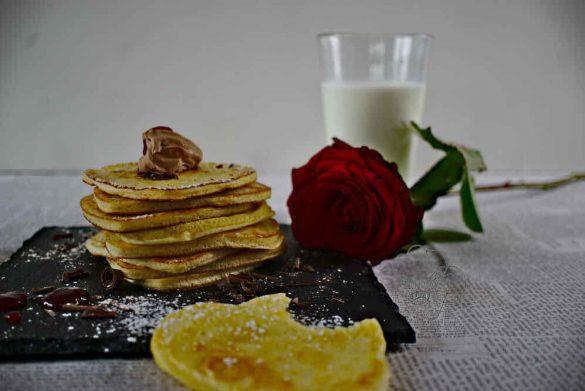 Küchentraumundpurzelbaum Kathrina Pancakes