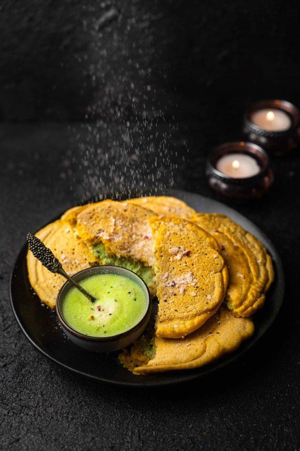Lovinveganfood Janas Stuffed Pancakes