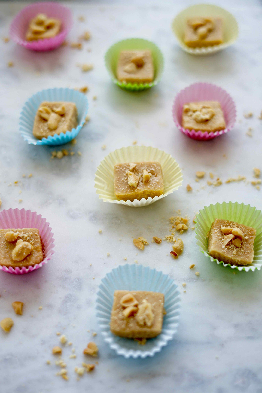 Osterrezepte - Paçoca de amendoim