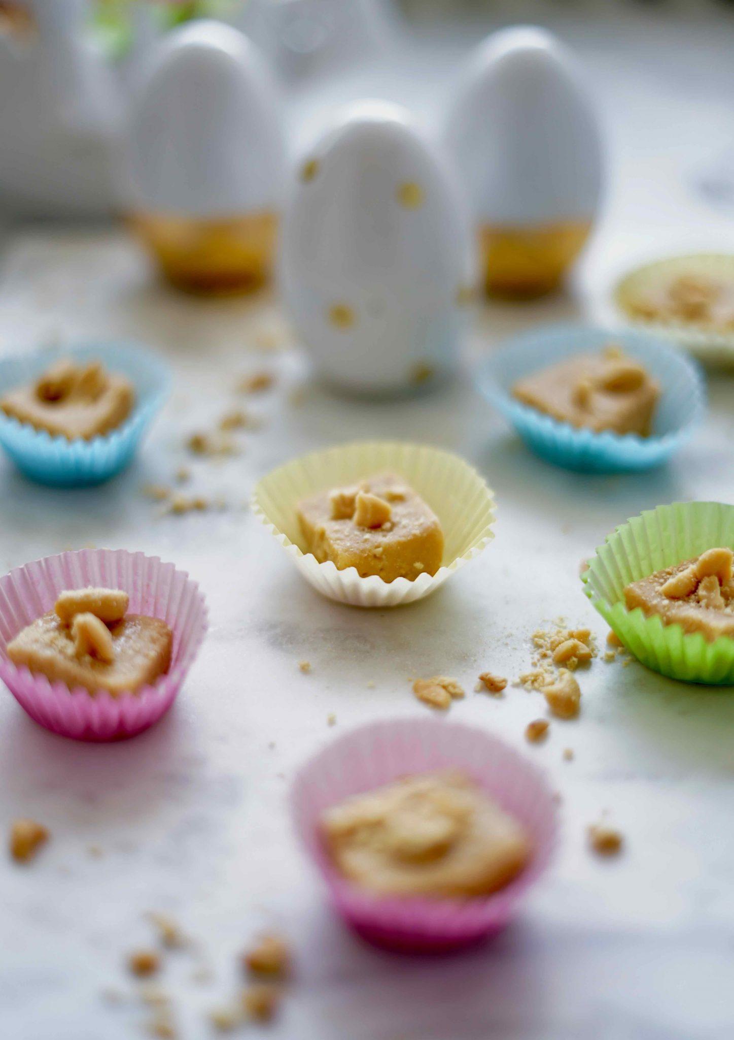 Osterrezpte - Paçoca de amendoim