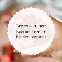 Blogevent Beerensommer