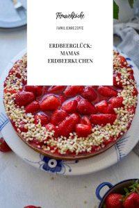 Der beste Erdbeerkuchen #erdbeerrezepte #erdbeerideen #erdbeerkuchen