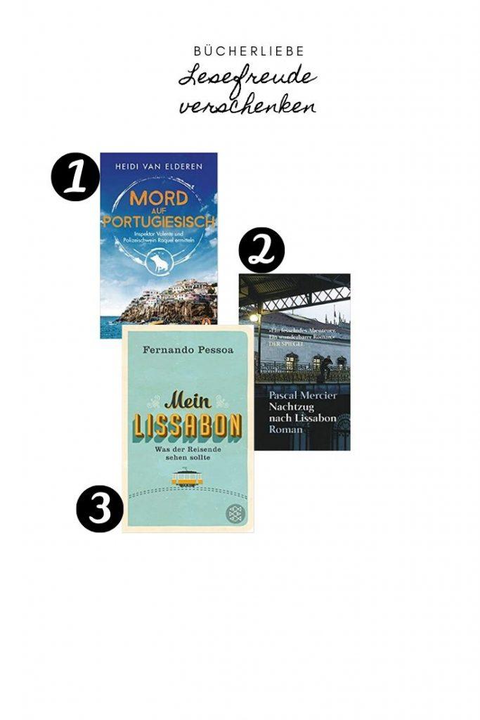 Geschenkideen für Portugalbegeisterte: Bücher