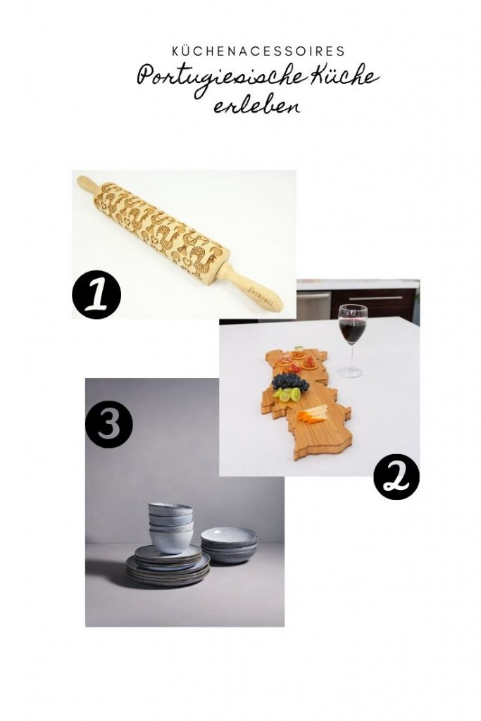 Geschenke Portugal Küche