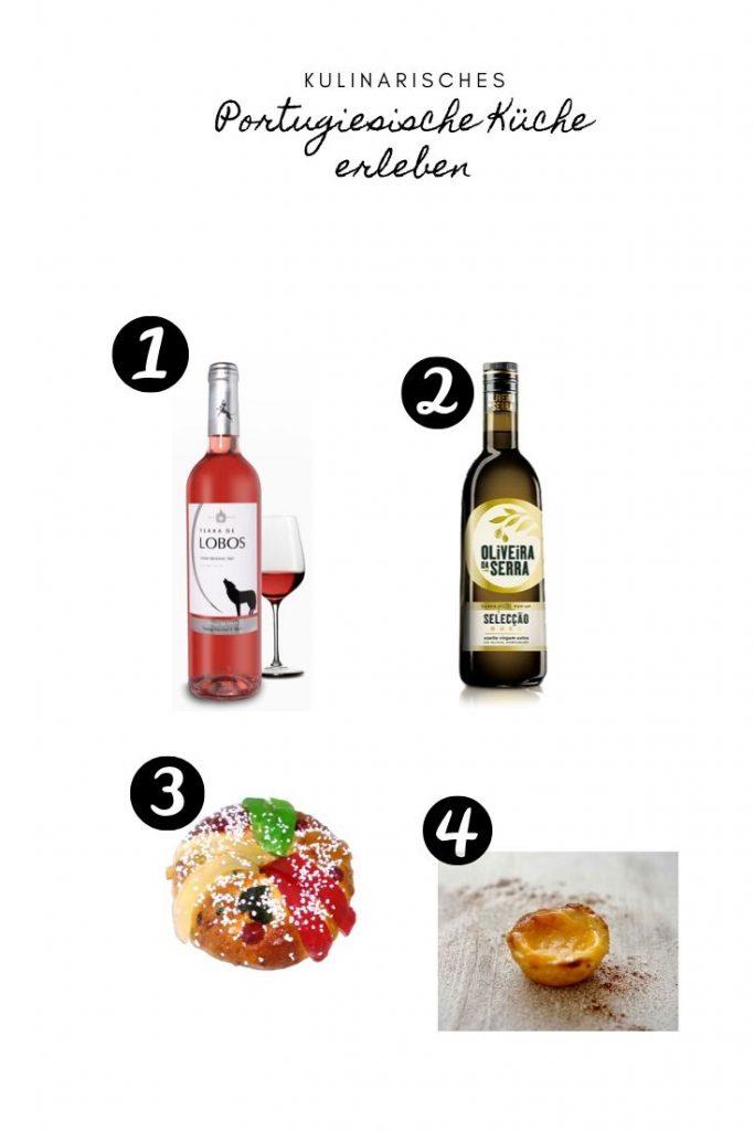 Geschenke Portugal Kulinarisch