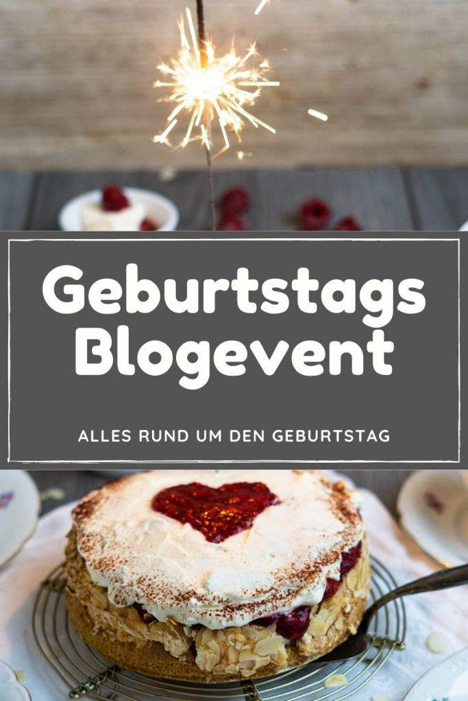 Geburtstagsbloggerevent