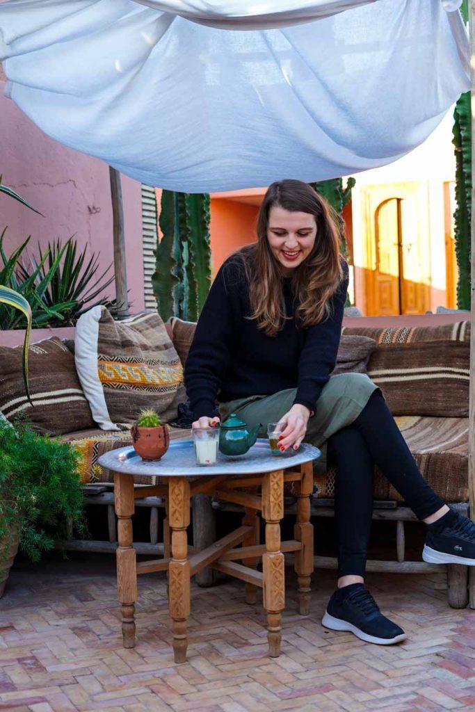 Marrakesch Riad
