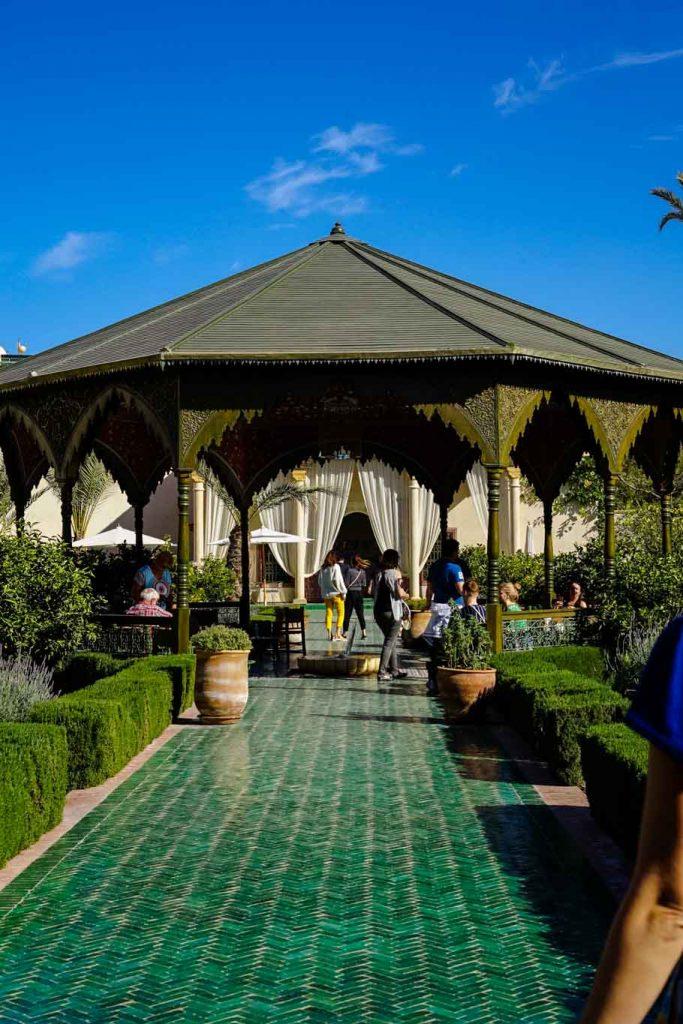 Marakkesch Secret Garden