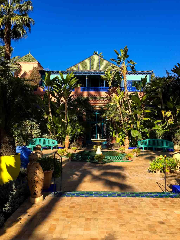 Marrakesch Urlaubstipps