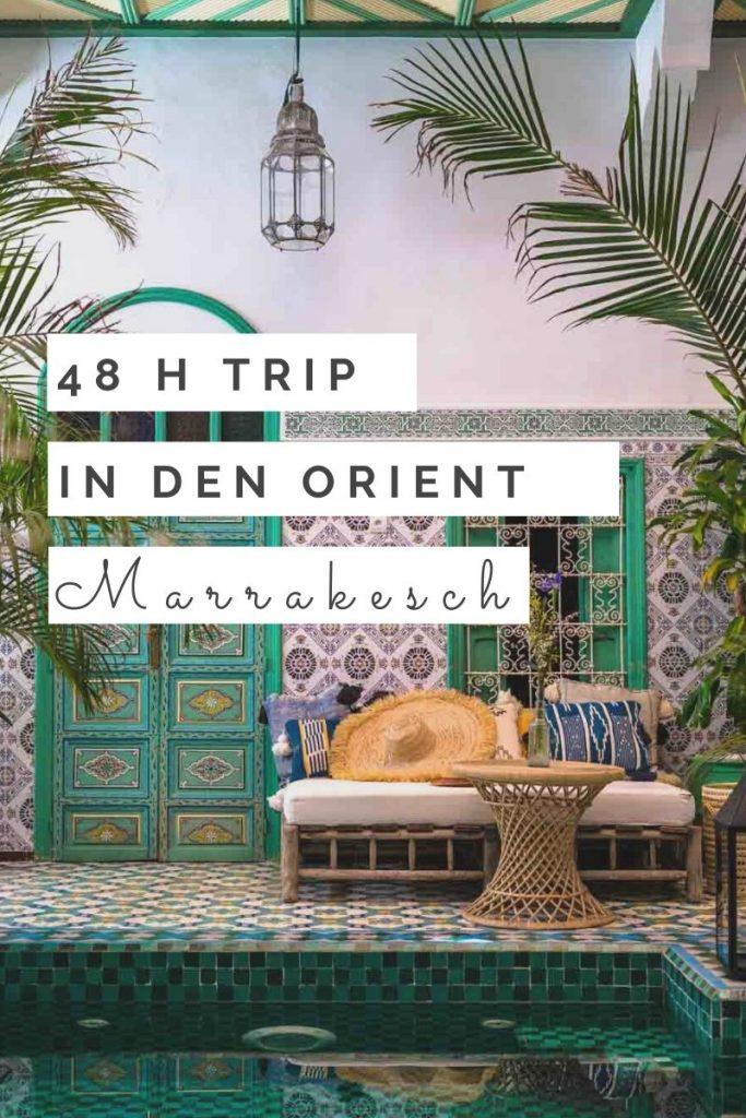 Marakkesch Travel Guide