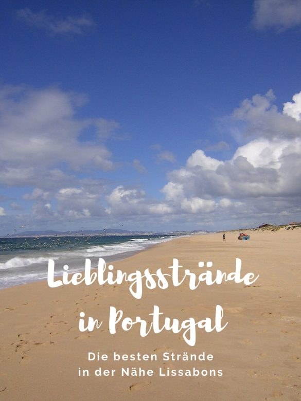 Lieblingsstrände Portugals