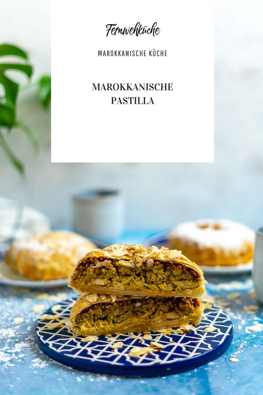 Marokkanische Pastilla Pinterest