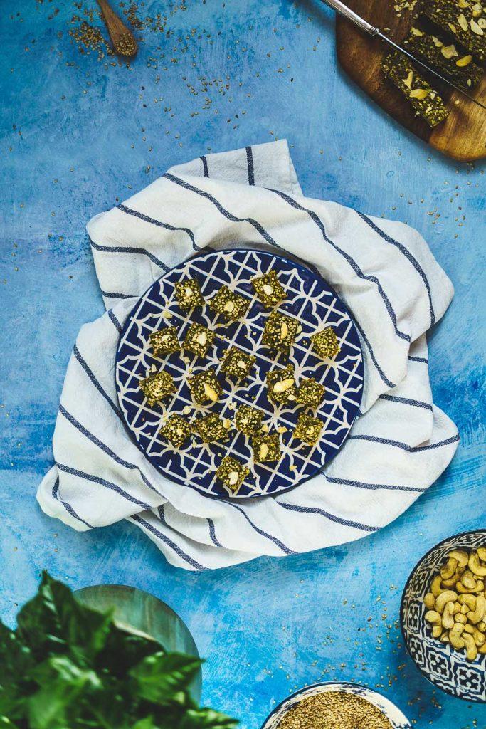 Marokkanisches Pistazienkonfekt