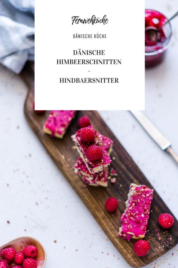 Pinterest Dänische Hindbaersnitter