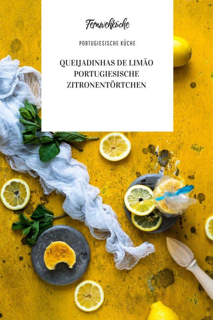 Pinterest Queijadinhas de Limão