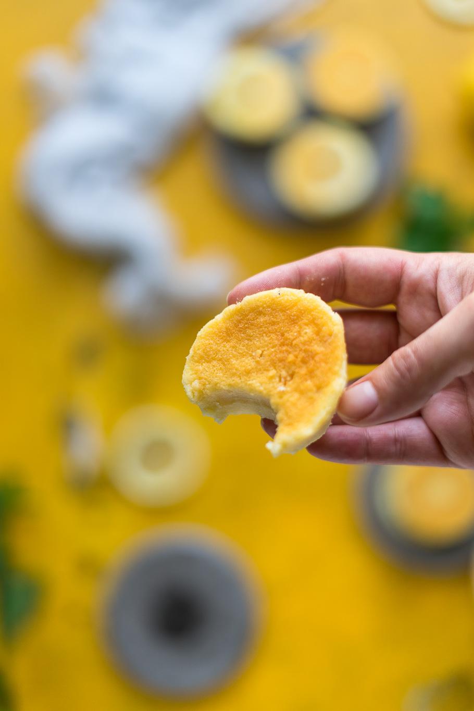 Queijadas de Limão