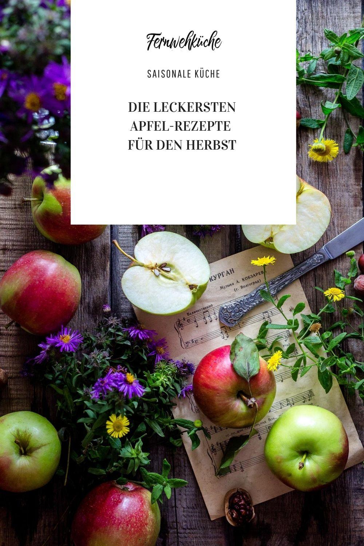 Apfelrezepte für den Herbst