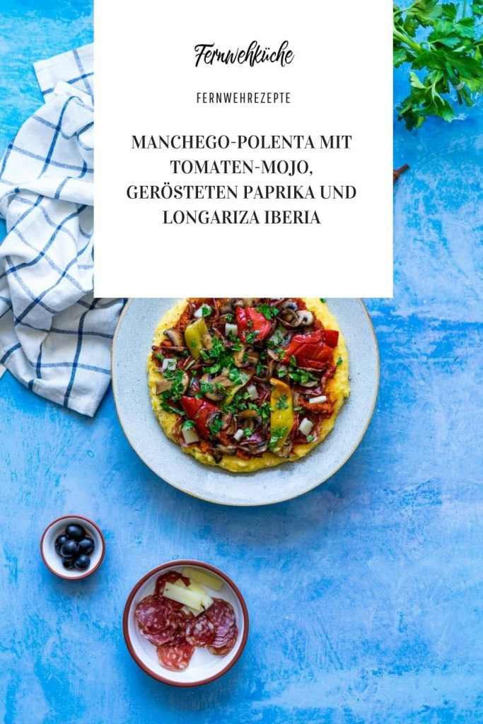Pinterest Manchego Polenta