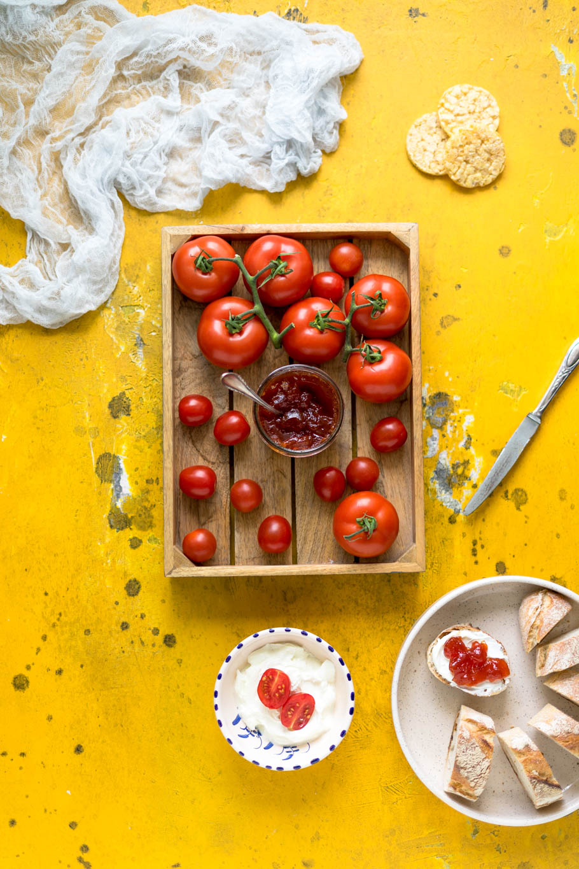 Doce de Tomate - Portugiesische Tomatenmarmelade