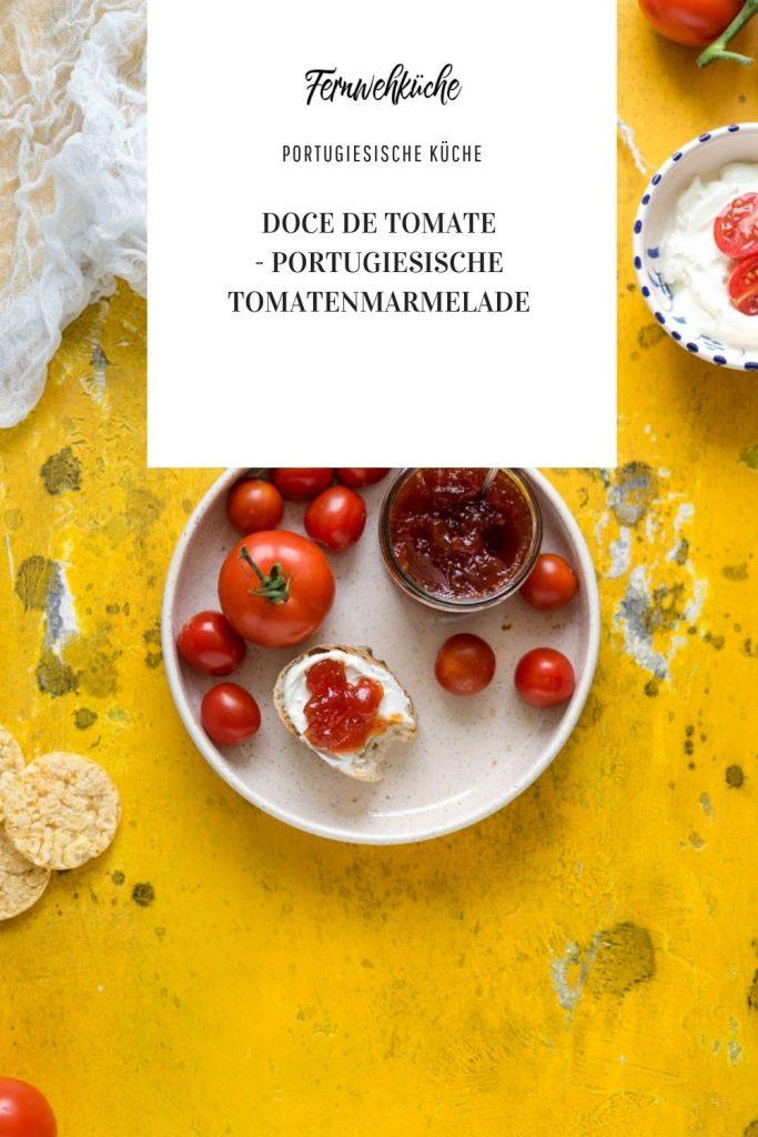 Pinterest Doce de Tomate