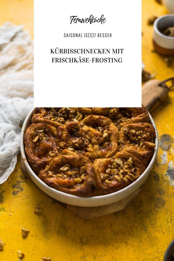 Pinterest Kürbisschnecken