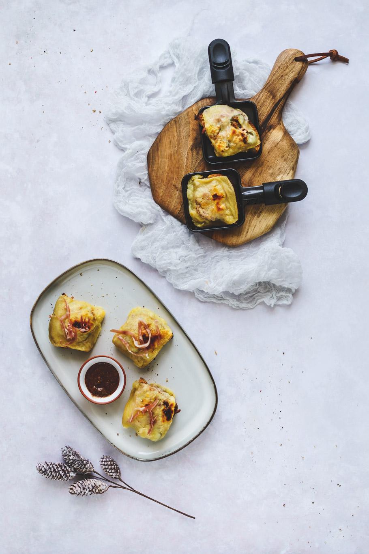 Raclettebrote
