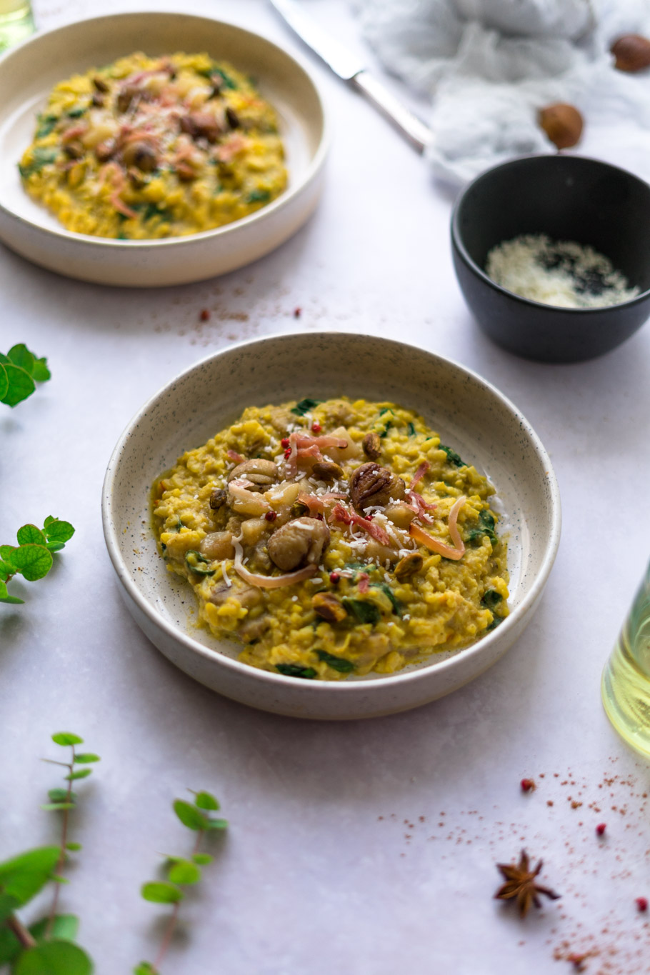 Soulfood Gewürz-Risotto