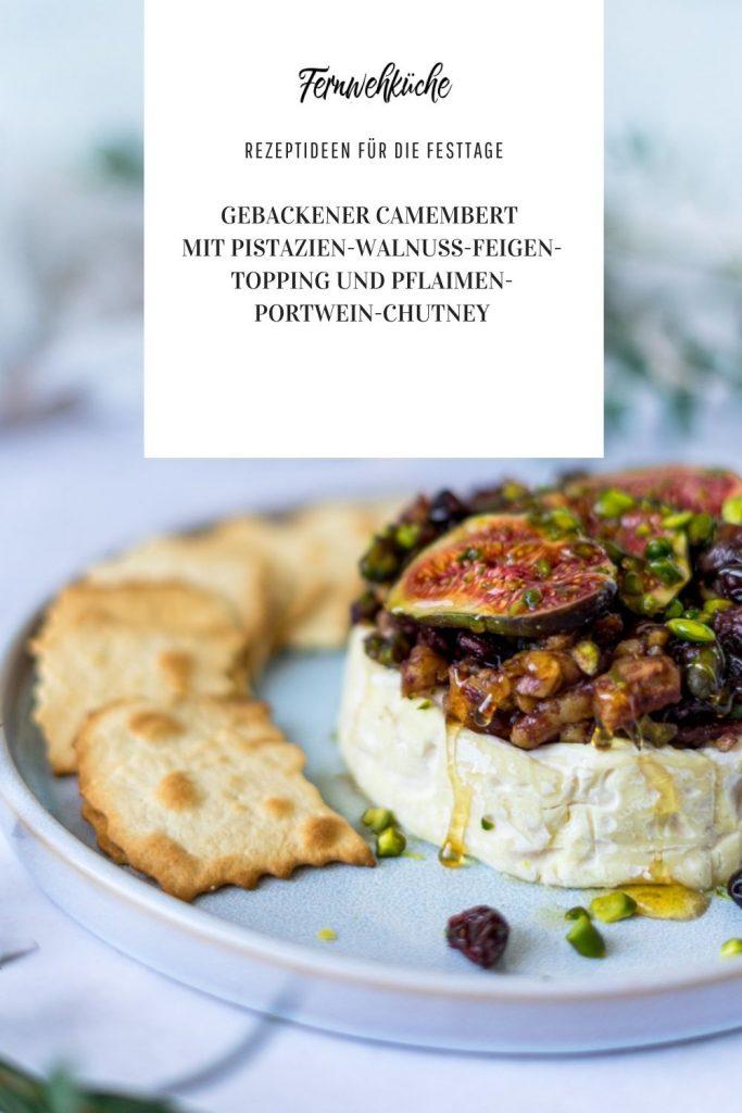 Pinterest Camembert aus dem Ofen