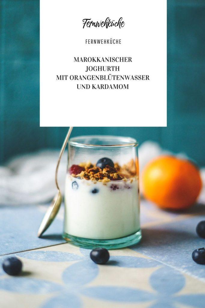 Marokkanischer Joghurt