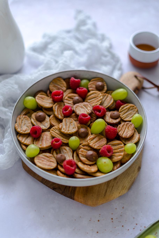 Pancake Cereal Bowl- Pancake Cerealien