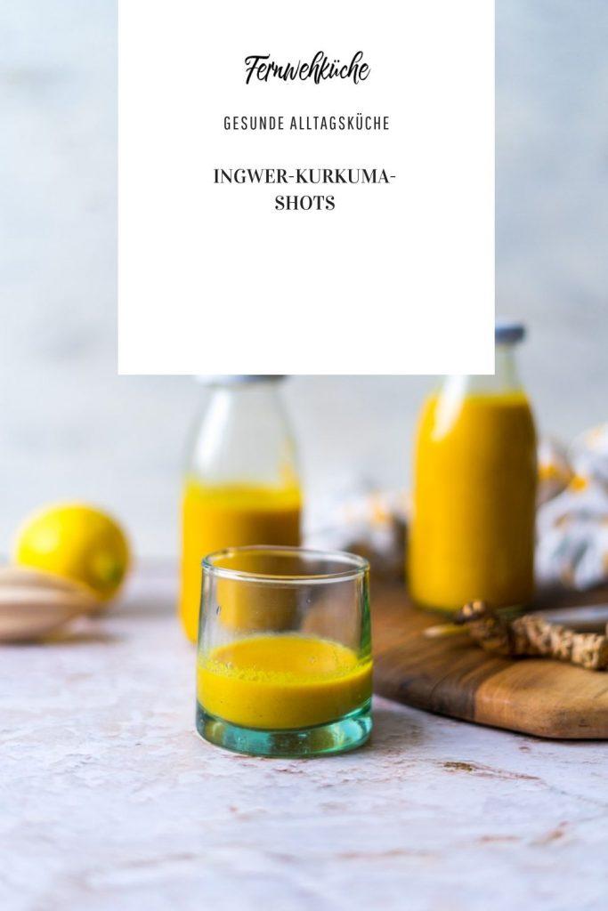 Pinterest Ingwer-Kurkuma-Shots