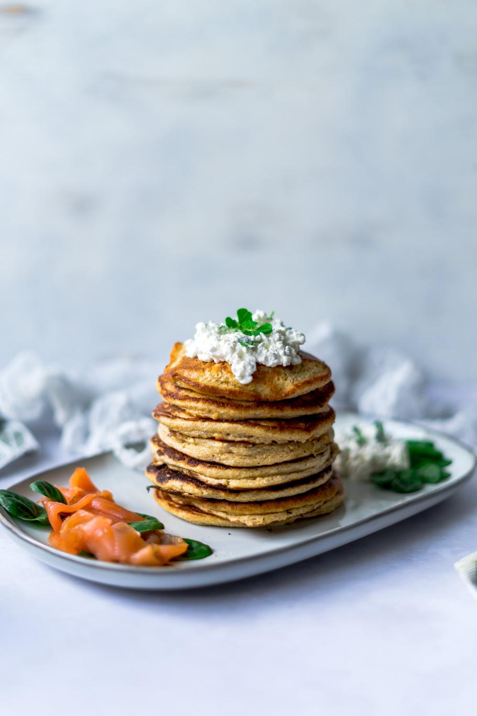 Hafer-Pancakes